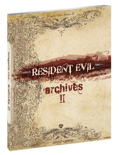 Resident Evil Archives Volume 2 (0744013216) by BradyGames