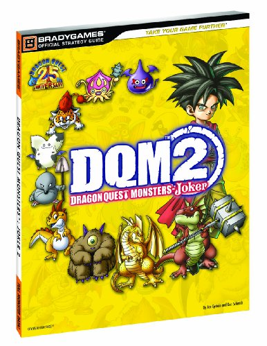 9780744013320: Dragon Quest Monsters: Joker 2 Official Strategy Guide