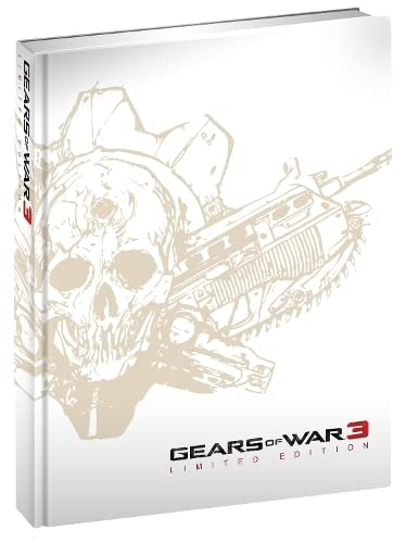 9780744013337: Gears of War 3 Limited Edition (Official Strategy Guides (Bradygames))