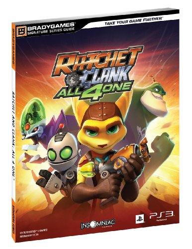 9780744013436: Ratchet & Clank All 4 One Signature Series Guide (Signature Series Guides)