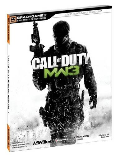 9780744013474: Call of Duty: Modern Warfare 3 Signature Series Guide (Bradygames Signature Guides)