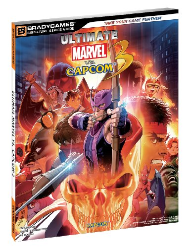 Ultimate Marvel vs. Capcom 3 Signature Series Guide (Brady Games Signature Series): BradyGames