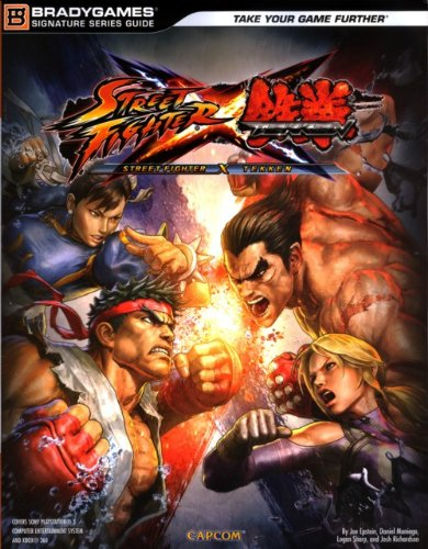 9780744013801: Street Fighter X Tekken Signature Series Guide