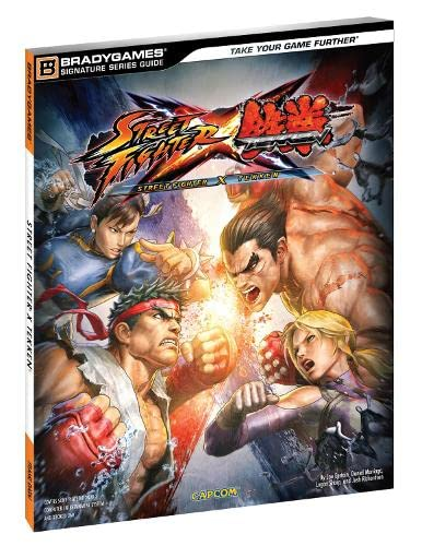 9780744013801: Street Fighter X Tekken Signature Series Guide (Bradygames Signature Guide)