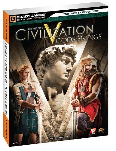 9780744014068: Sid Meier's Civilization V Gods & Kings Official Strategy Guide