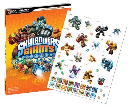 9780744014099: Skylanders Giants Official Strategy Guide