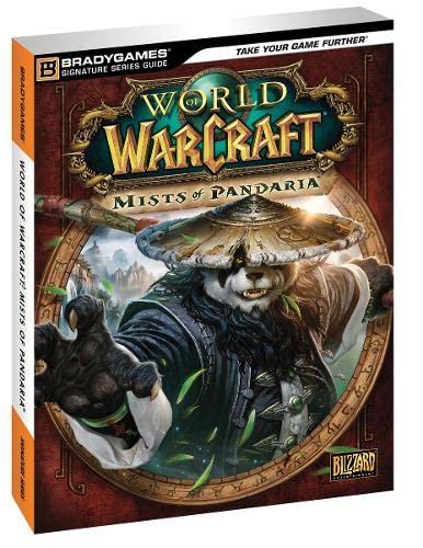 9780744014143: World of Warcraft: Mists of Pandaria Signature Series Guide (Bradygames Signature Series Guide)