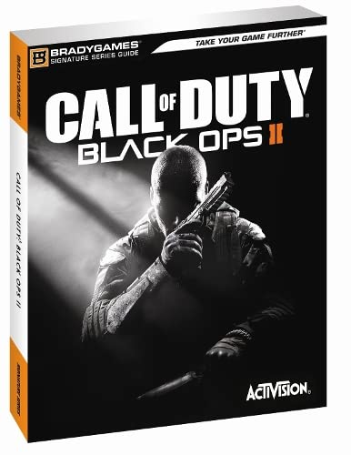 9780744014204: Call of Duty Black Ops II Signature Series Guide (Bradygames)