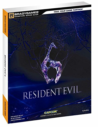 9780744014228: Resident Evil 6 Signature Series Guide (Bradygames)