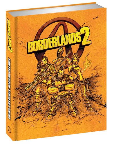 Borderlands 2 Limited Edition Strategy Guide: BradyGames