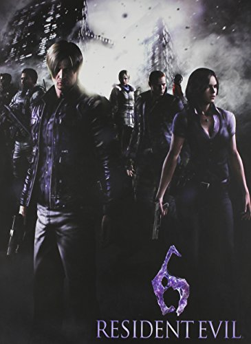 9780744014303: Resident Evil 6 Limited Edition Strategy Guide