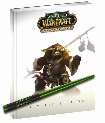 9780744014334: World of Warcraft Mists of Pandaria Limited Edition Guide
