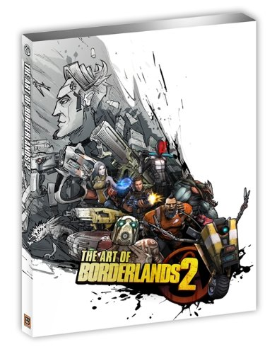 9780744014372: The Art of Borderlands 2