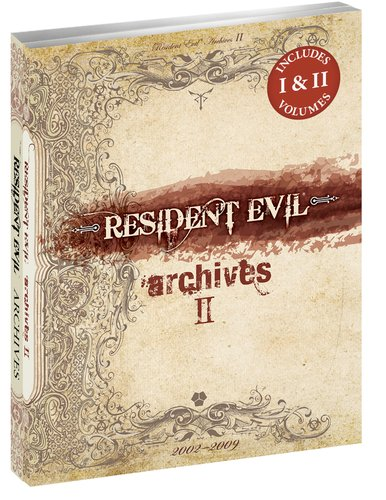 9780744014426: Resident Evil Archives I and II Bundle