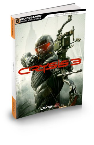 9780744014648: Crysis 3 Official Strategy Guide (Signature Series)