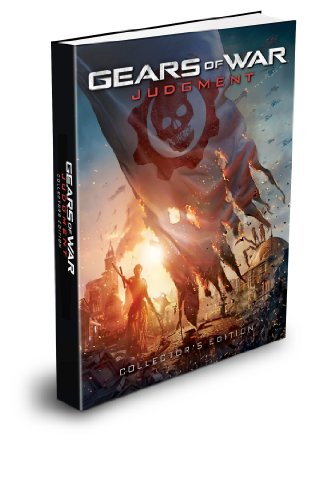 9780744014655: Gears Of War:  Judgment Collector's Edition Strategy Guide