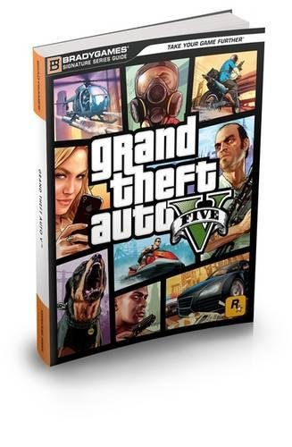 9780744014679: Grand Theft Auto V Signature Series Strategy Guide