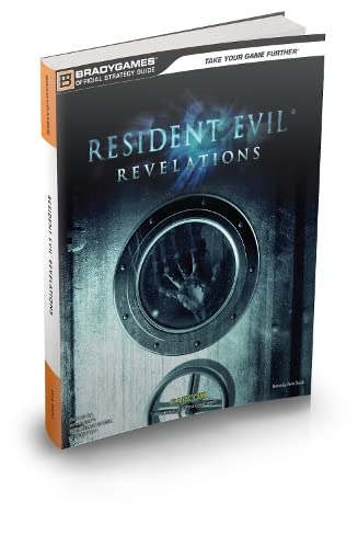 Resident Evil: Revelations Official Strategy Guide: BradyGames