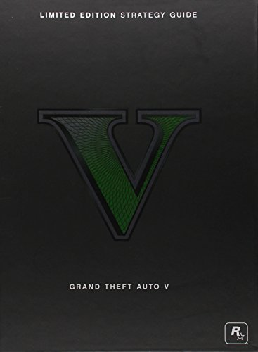9780744014952: Grand Theft Auto V Limited Edition Strategy Guide
