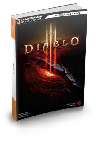 9780744015041: Diablo III Signature Series Strategy Guide Console Version (Bradygames Signature Series)