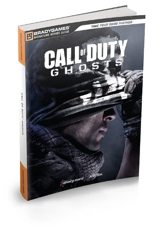 9780744015188: Call of Duty: Ghosts Signature Series Strategy Guide