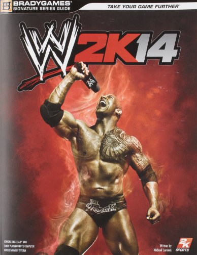 9780744015232: WWE 2K14 Signature Series Strategy Guide (Bradygames Signature Guides)