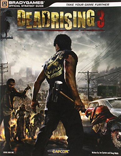 9780744015362: Dead Rising 3 Official Strategy Guide