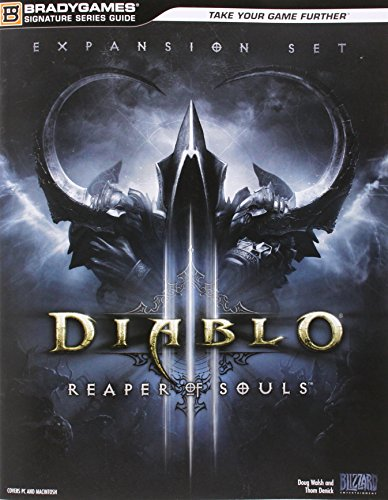 9780744015423: Diablo III: Reaper of Souls Signature Series Strategy Guide (Offical Strategy Guide)