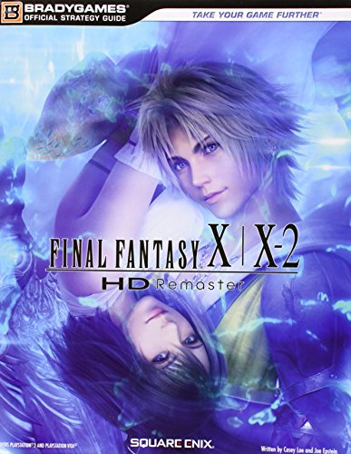 9780744015430: Final Fantasy X-X2 HD Remaster Official Strategy Guide