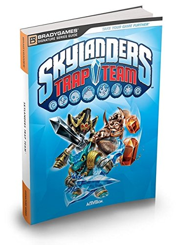 9780744015584: Skylanders Trap Team Signature Series Strategy Guide (Bradygames Signature Guides)