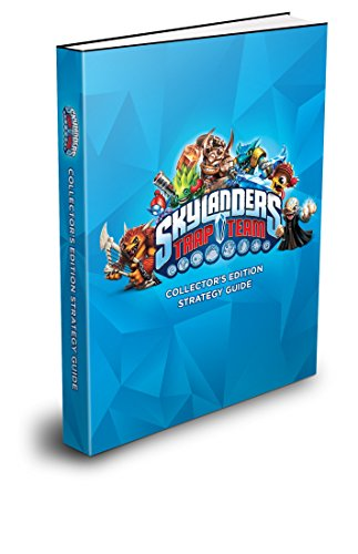 9780744015607: Skylanders Trap Team Collector's Edition Strategy Guide