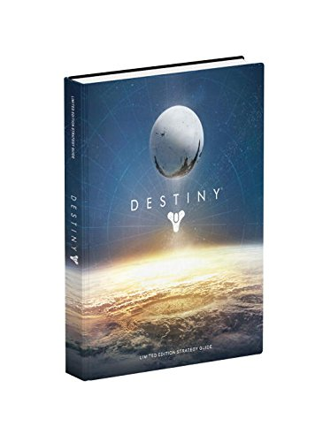 9780744015638: Destiny Limited Edition Strategy Guide (Act Activision)