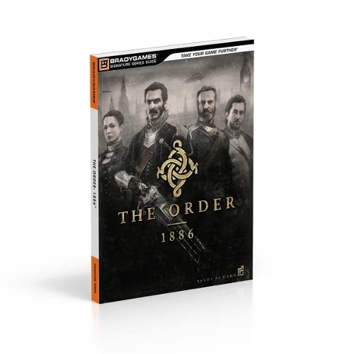 9780744015690: The Order:  1886 Signature Series Strategy Guide