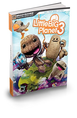9780744015713: Little Big Planet 3 Signature Series Strategy Guide (Bradygames Signature Series Guide)