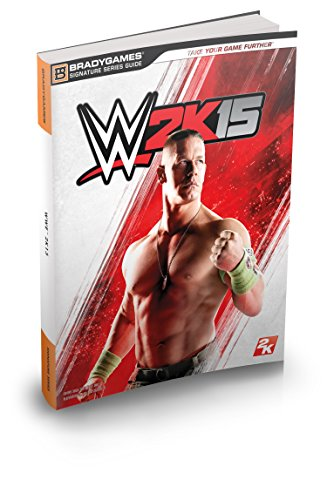9780744015744: WWE 2k15 Official Strategy Guide
