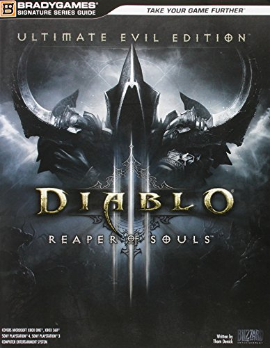 9780744015751: Diablo III: Reaper of Souls Ultimate Evil Edition Signature Series Strategy Guide
