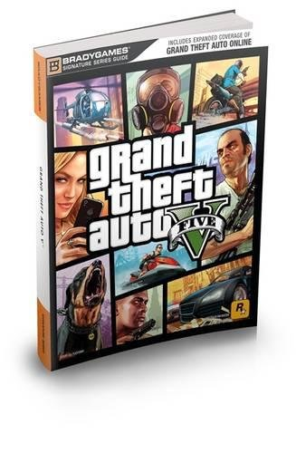 9780744015881: Grand Theft Auto V Signature Series Strategy Guide: Updated and Expanded (Bradygames Signature Series)