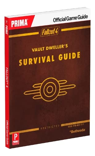 9780744016307: Fallout 4 Vault Dweller's Survival Guide: Prima Official Game Guide