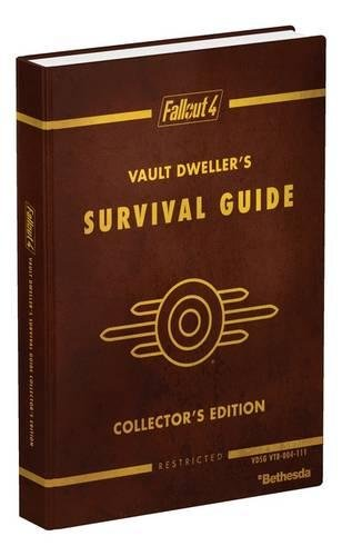 9780744016314: Fallout 4 Vault Dweller's Survival Guide Collector's Edition: Prima Official Game Guide