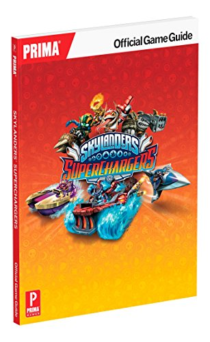 9780744016369: Skylanders SuperChargers Official Strategy Guide (Standard Edition)