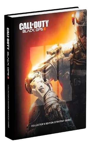 9780744016451: Call of Duty: Black Ops III Collector's Edition Guide