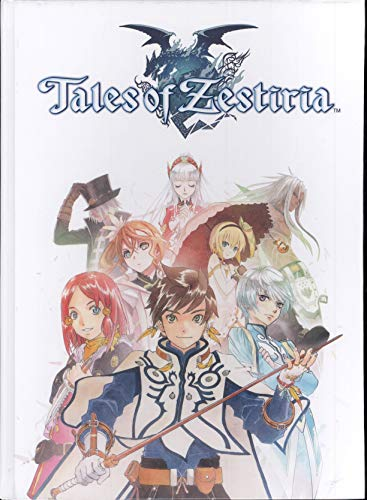 9780744016468: Tales of Zestiria Official Collector's Edition Strategy Guide