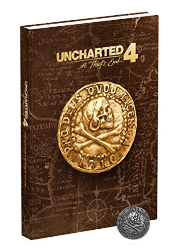 9780744016628: Uncharted 4: A Thief's End Collector's Edition Strategy Guide