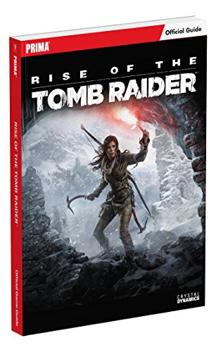 9780744016642: Rise of the Tomb Raider Standard Edition Guide