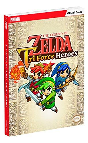 9780744016680: The Legend of Zelda: Tri Force Heroes Standard Edition Guide
