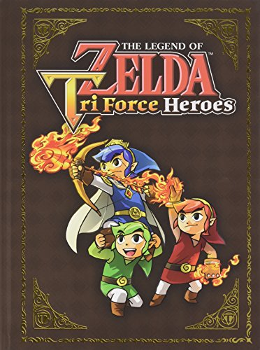 9780744016697: The Legend of Zelda: Tri Force Heroes Collector's Edition Guide