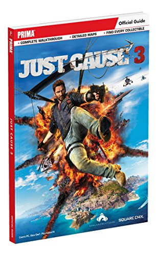 9780744016727: Just Cause 3 Standard Edition Guide