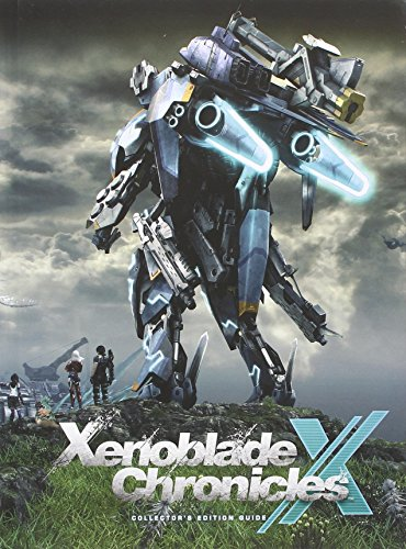 9780744016734: Xenoblade Chronicles X Collector's Edition Guide