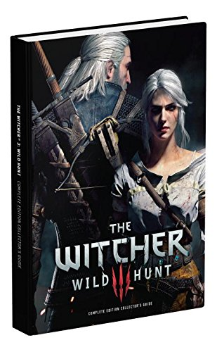 The Witcher 3: Wild Hunt Complete Edition Collector's Guide: Prima Collector's Edition Guide