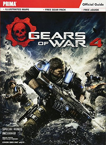 9780744017380: Gears of War 4 (Prima Games Guide)